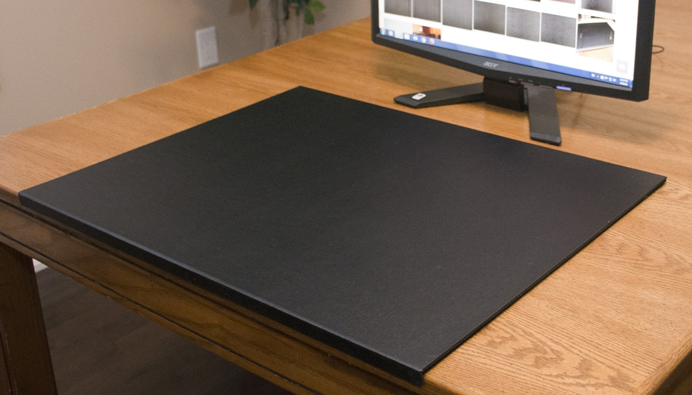 Desk Pad With 189 Edge Protector Desk Pads The Pad